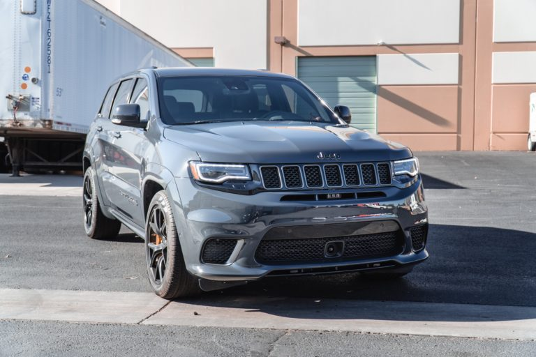 2019 Jeep Trackhawk
