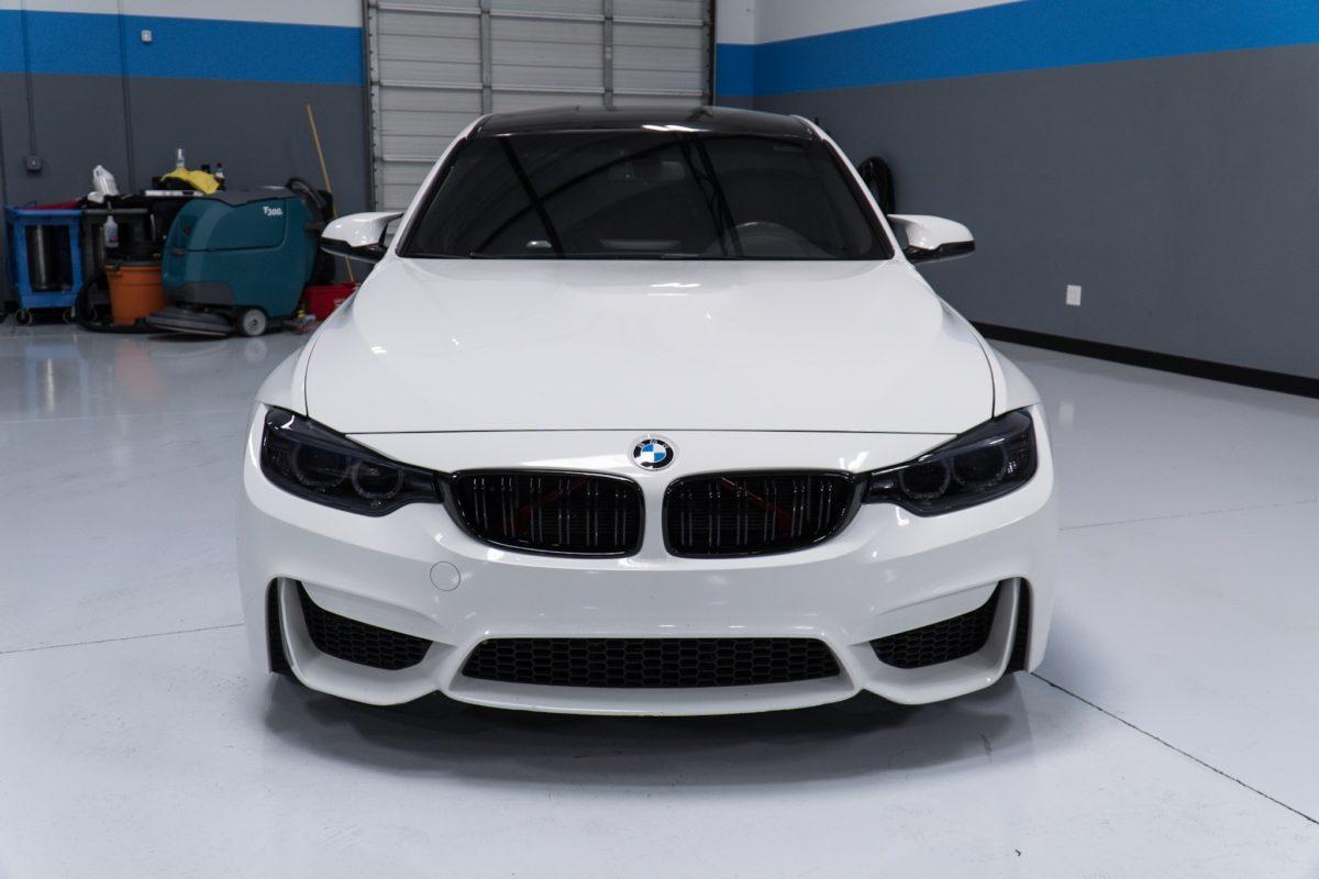 BMW M3 Headlights